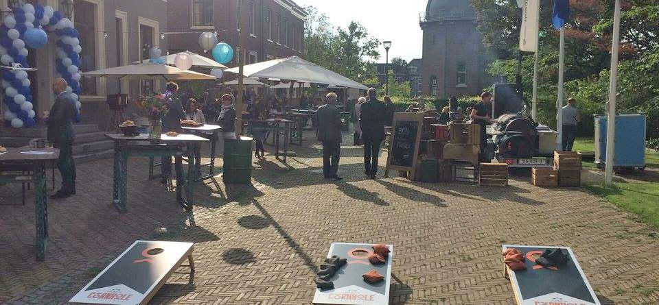 cornhole evenementen spel verhuur cornhole leiden nederland evenementen