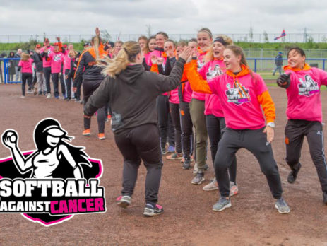 softball agains cancer cornhole nederland