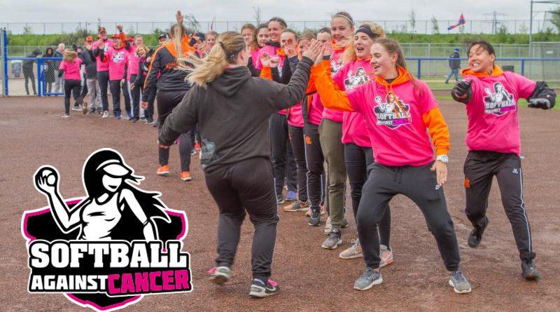 softball agains cancer cornhole nederland