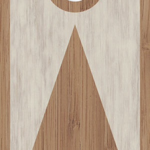 bamboo cornhole spel