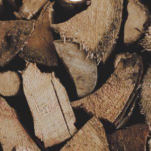 Firewood cornhole game