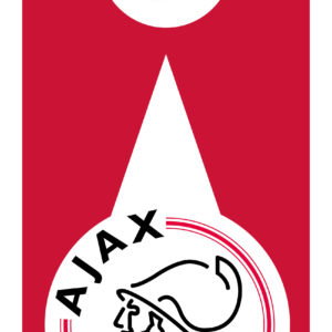 Ajax cornhole spel amsterdam