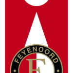 Stickers Boards Feyenoord Punt HR