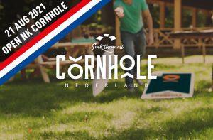 Open NK cornhole toernooi nederland outdoor evenementen buiten